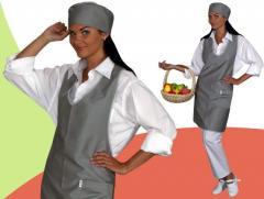 Униформа для продавцов от производителя