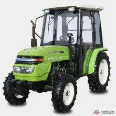 Трактор полноприводный DW 354 AC
