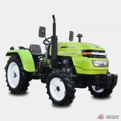 Полноприводный трактор DW 354 AN