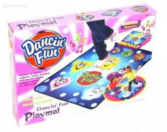 Dancing rug of Dancing Fun Playma