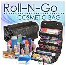 Organizer for cosmetics of Roll-N-G