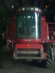 Case Magnum 310 tractor