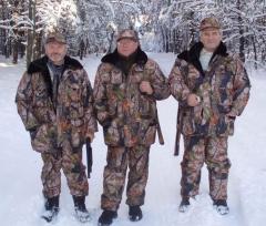 Одежда для охотника от производителя
