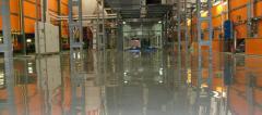 Epoxy floors