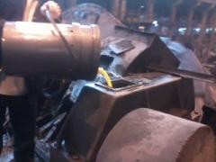 In-place repair of the industrial equipment,