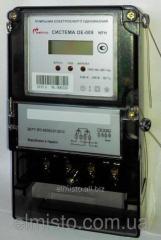 Электросчетчик электронный однофазный