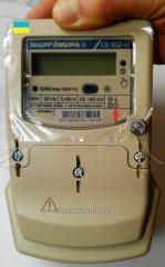 Energomer's electric meter CE102-U S6 145 AV
