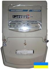 Электросчетчик Энергомера ЦЭ 6804-U/1 220В 5-60А