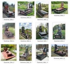 Exclusive unary monuments