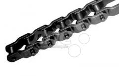 Chain with curved plates of PR-103,2-800