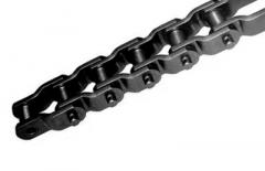 Chain with curved plates of PRI-78,1-360