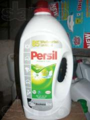 Persil liquid laundry detergent 5.61l. (I will