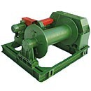Electric winch traction TL-8 and shunting TL-8B,