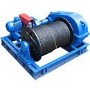 Electric winch traction TL-10 and shunting TL-10B