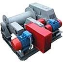 Cabrestante eléctrico tirando 2 TAL-10