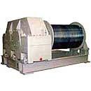 Cabrestante eléctrico tirando TAL-15