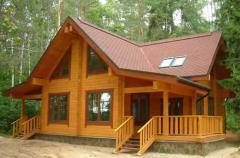 Karkasno panel board houses