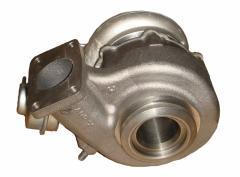 Installations de compression turbo des tracteurs