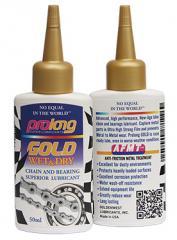 Gold Wet & Dry – масла для велосипедной цепи