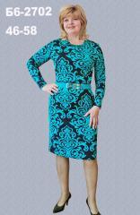 Б6-2702 Платье