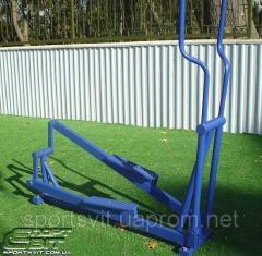 Exercise machine orbitrek