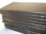 Mat gymnastic 1,0х2,0х0,1 black