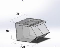 Изделия из прозрачного акрила