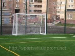 Gate mini-football or handball not folding