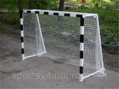 The grid is minifootball (handball) professional,