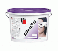 Silicone paint Baumit Silikonkolor