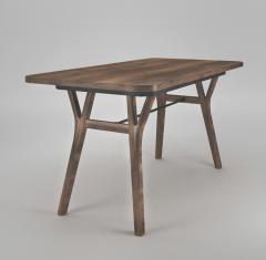 Стол кухонный дубовый СМ08