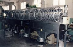 The calibrator sorter is rotor