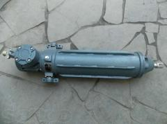 Hydropushers, Pusher hydraulic motor TGM-4, Pusher