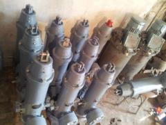 Pushers of hydraulic motor TGM-4, pushers