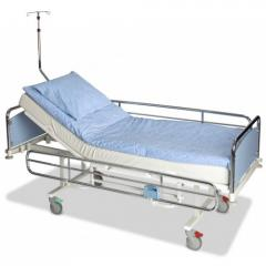 Beds resuscitation with the fixed height of SALLI