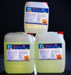 Antifreeze -otopitel, nezamerzayku SweetWinter