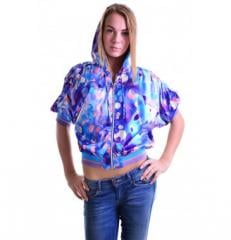 Куртка спорт женскаяXSA-1010-099