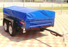 Прицеп КрКЗ-210