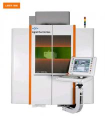 Machines for a laser ablyation of LASER 1000
