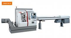Prutkovy automatic machines and automatic machines