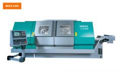 The turning and milling center in 2 measurements