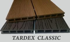 Terrace board of Tardex Classic (hollow)