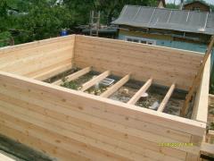 Bar wooden Vinnichina's Wood