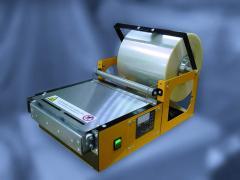 Tsellofanator (packing wrapping machine)