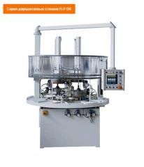 Flat and honing machines from the company FLP