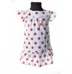 Платье детское 1-3 годаTD-1301-1Артикул: TD-1301-1