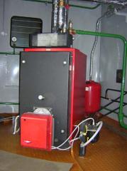 Котел блочно-модульные водогрейные и паровые