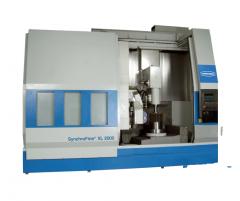 Zubokhoningovalny Synchrofine XL machine