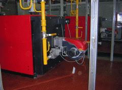 ВИТОК-Г-2,0(2,5) Блочно-модульные водогрейные и