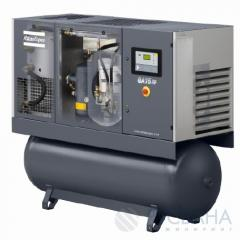 Air stationary compressors